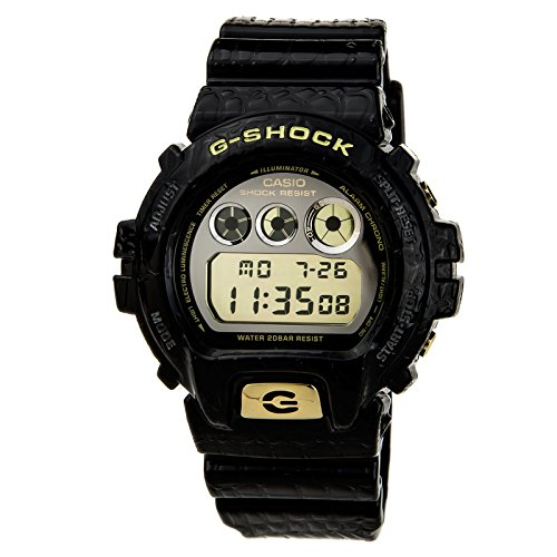 Casio G Shock Crocodile Textured DW6900CR 1CR