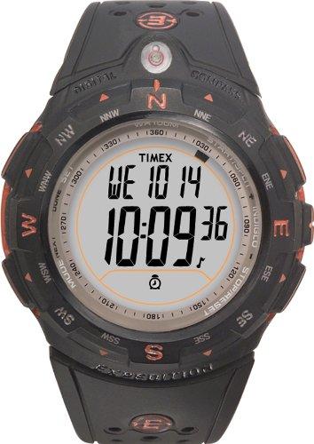 Timex Expedition T42681 - Reloj de caballero de cuarzo, correa de resina color varios colores