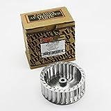 CE LA11AA005 Draft Inducer Blower Wheel, 28 Blades, CW Rot, 0.31' Bore, 4' Outside Diameter, 1.5' Width