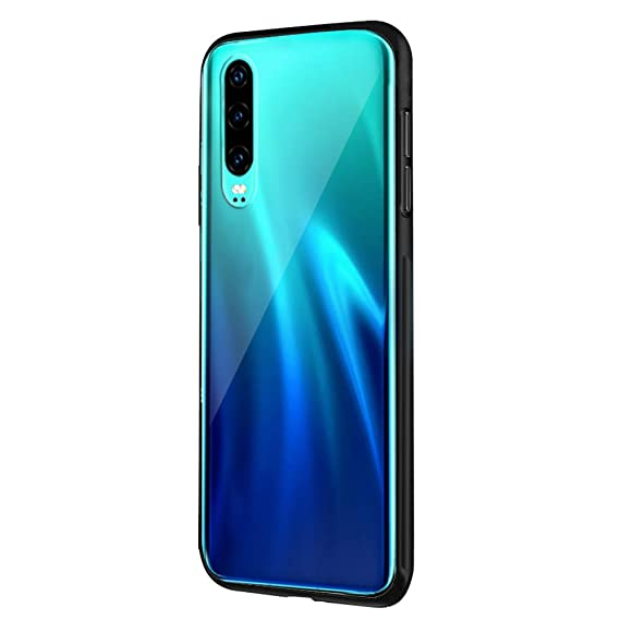Amazon.com: Case Compatible with Huawei P30 Case P30 Lite 9H ...