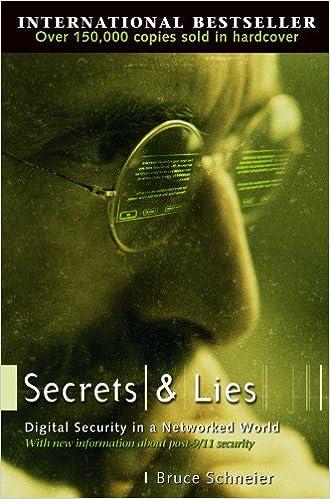 Secrets and lies digital security in a networked world 1 bruce secrets and lies digital security in a networked world 1 bruce schneier ebook amazon fandeluxe Gallery