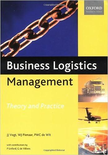 Kostenlose E-Book-Downloads für den iPod Nano Business Logistics Management: Theory and Practice auf Deutsch PDF 0195780116