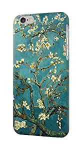 S0842 Blossoming Almond Tree Van Gogh Case Cover for HTC ONE X