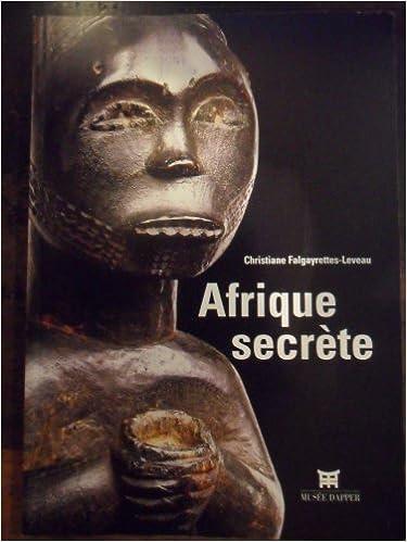 Livre Afrique secrète epub, pdf