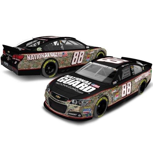 Dale Earnhardt #88 National Guard 2013 Chevy SS NASCAR ARC HT Die-cast Car, 1:64 Scale ARC HT