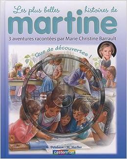 Martine Livres Cd Que De Decouvertes Livre Cd French