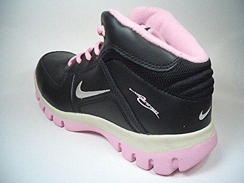 Nike Yucan WS Watershield Schwarz-Rosa 313695-001 Größe Euro 35,5 / US Y3,5 / UK 3 / 22,5 cm