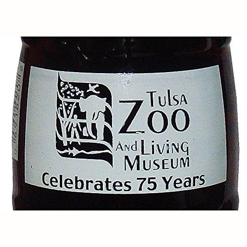 Tulsa Zoo Living Museum 75 Years 2003 Coca-Cola Bottle (Tulsa Zoo)