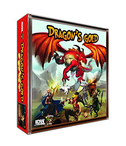 Idw Games Dragons Gold