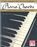 img - for Creative Keyboard's Deluxe Encyclopedia of Piano Chords: A Complete Study of Chords and How to Use Them book / textbook / text book