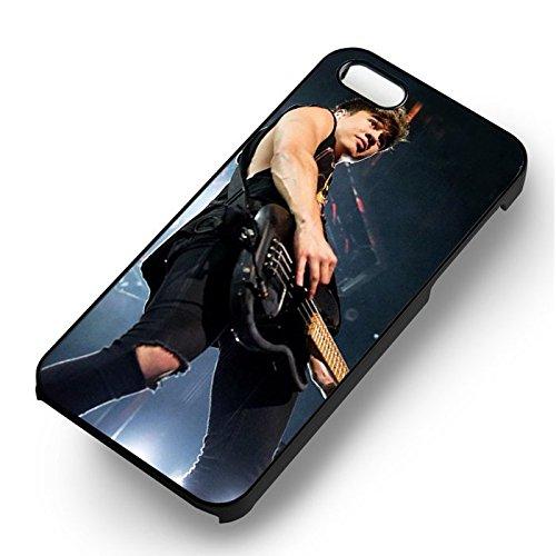 Coolest Bassist pour Coque Iphone 6 et Coque Iphone 6s Case (Noir Boîtier en plastique dur) G8C2JH