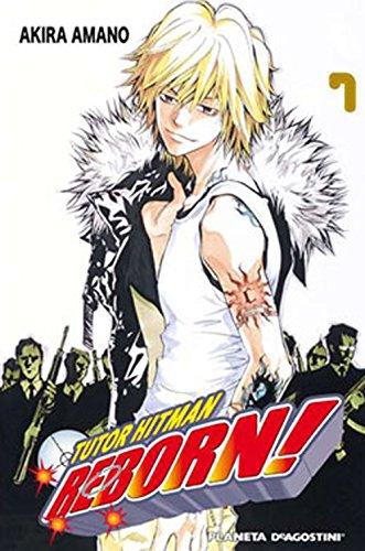 Descargar Libro Tutor Hitman Reborn Nº 07/42 Akira Amano