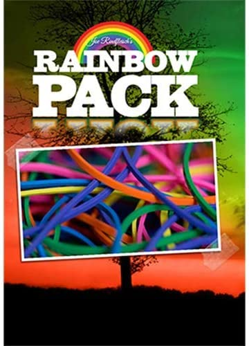 SOLOMAGIA Joe Rindfleisch's Rainbow Rubber Bands (Rainbow Pack) by Joe Rindfleisch - Accessories - Trucos Magia y la Magia