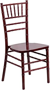 Flash Furniture HERCULES Series Mahogany Wood Chiavari Chair