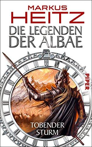 Die Legenden der Albae: Tobender Sturm (Die Legenden der Albae 4) (German Edition)