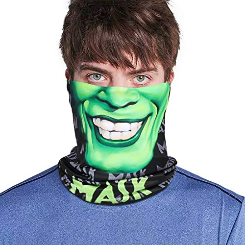 Witzige Maske die auch Karneval sehr lustig ist