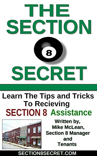 Amazon section 8 secret how to receive section 8 assistance section 8 secret how to receive section 8 assistance section 8 bible series malvernweather Gallery