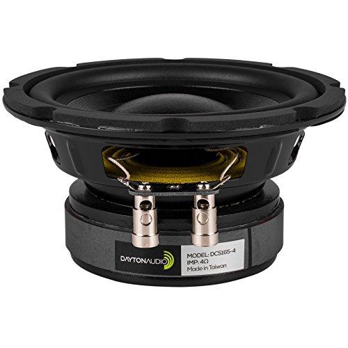Dayton Audio DCS165-4 6-1/2″ Classic Subwoofer 4 Ohm