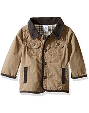 Peached Canvas Jacket (Baby)