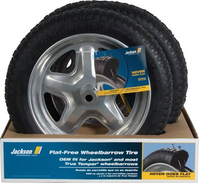 jackson wheelbarrow tire - 7