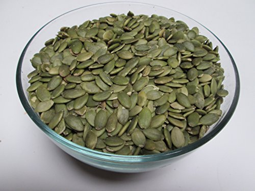 Organic Pumpkin Seeds, Raw, No Shells, 10 lb by Candymax