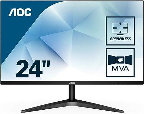 AOC 24B1H – Monitor MVA de 23.6