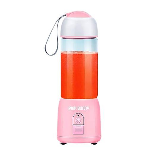 Mezclador eléctrico portátil para zumo de frutas, verduras, zumo ...