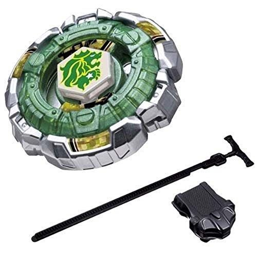 Leon The Professional Costume (Fang Leone Metal Fury 4D Beyblade Starter Set w/ Launcher & Ripcord +fabric bag Beyblade put*)
