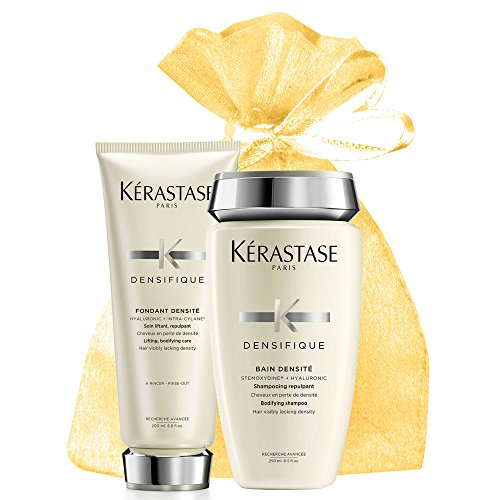 Kerastase Densifique Bain Densite und Fondant Densite (Shampoo + Conditioner) - Set!