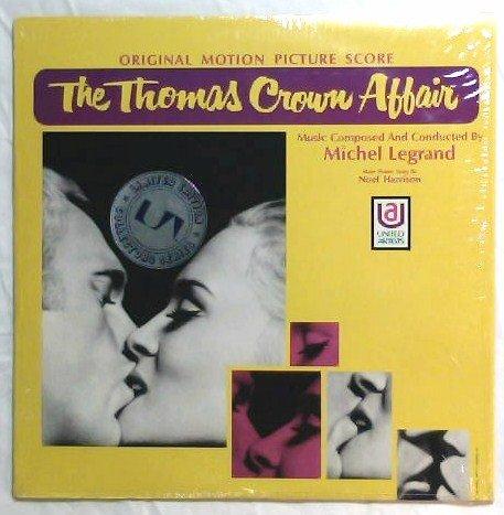 The Thomas Crown Affair Soundtrack