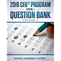 2019 Cfa(r) Program Level 1 Question Bank: Volume 2