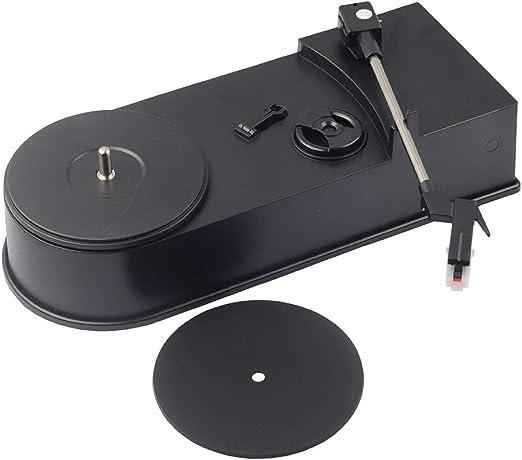 Conversor de Tocadiscos a MP3, Disco de Vinilo para Reproductor ...
