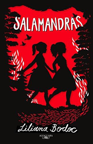 Salamandras (Serie Elementales) (Spanish Edition)