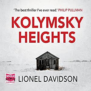 Kolymsky Heights Audiobook