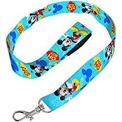 Mickey Mouse Lanyard