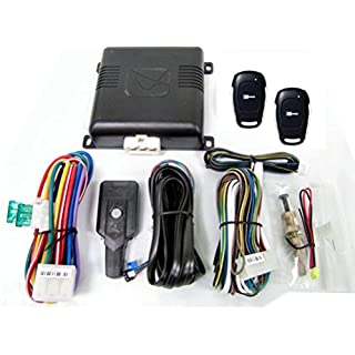 Sale Off Audiovox Prestige APS901E One-Way Remote Start Only System with Up to 1 500 feet Operating Range