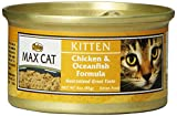 Nutro Max Cat Kitten Chicken And Oceanfish Formula Canned Cat Food (Pack Of 24) For Sale