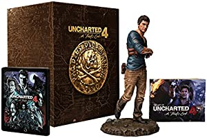 Uncharted 4: A Thief's End Libertalia (Collector's Edition) - PlayStation 4