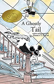 A Ghostly Tail: Springer Spaniel Mystery #2 (The Springer Spaniel Mysteries) by [Lucas, Nancy]