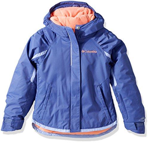 Shell Jacket Alpine - Columbia Girls Alpine Action Jacket, Large, Bluebell