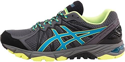 asics stability trail running shoes