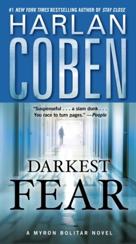 book cover of Darkest Fear