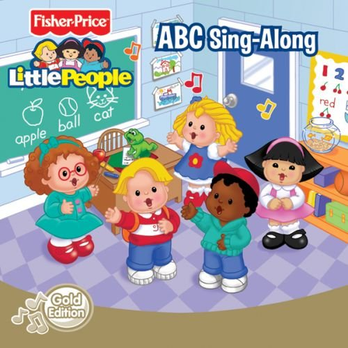 Price comparison product image Fisher Price: Little People: ABC Sing-Along Gold Edition