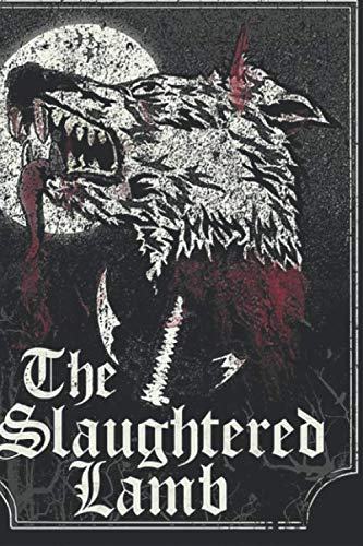 Halloween Cinema Night London (The Slaughtered Lamb: Notebook, Journal for Writing, Size 6