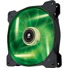 Corsair Air Series SP 140 LED Green High Static Pressure Fan Cooling - single pack (CO-9050027-WW)