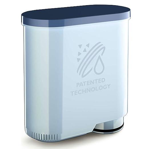 Saeco AquaClean Filtro antical para el agua, 0 W, 1 Liter, 0 ...