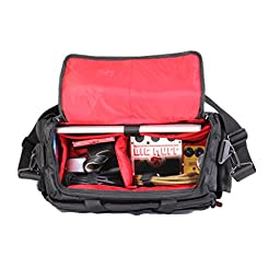 Musician's Stage Duffle Black by Phitz