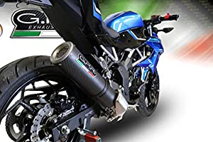 ESCAPE GPR EXHAUST SYSTEMS K.171.RACE.M3.CA KAWASAKI NINJA ...