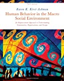 Human Behavior in the Macro Social Environment 3rd Edition
