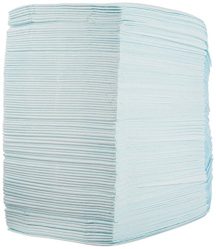 Large Product Image of AmazonBasics Pet Training and Puppy Pads, Regular - 100-Count